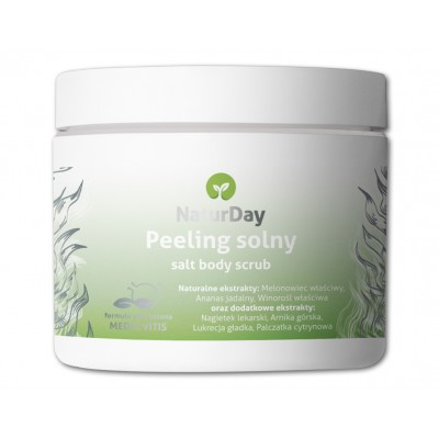 NaturDay - Peeling solny