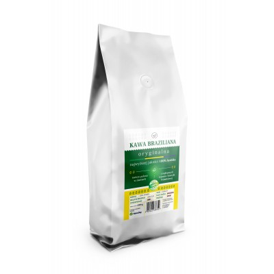NaturDay - Kawa Braziliana 1 kg.